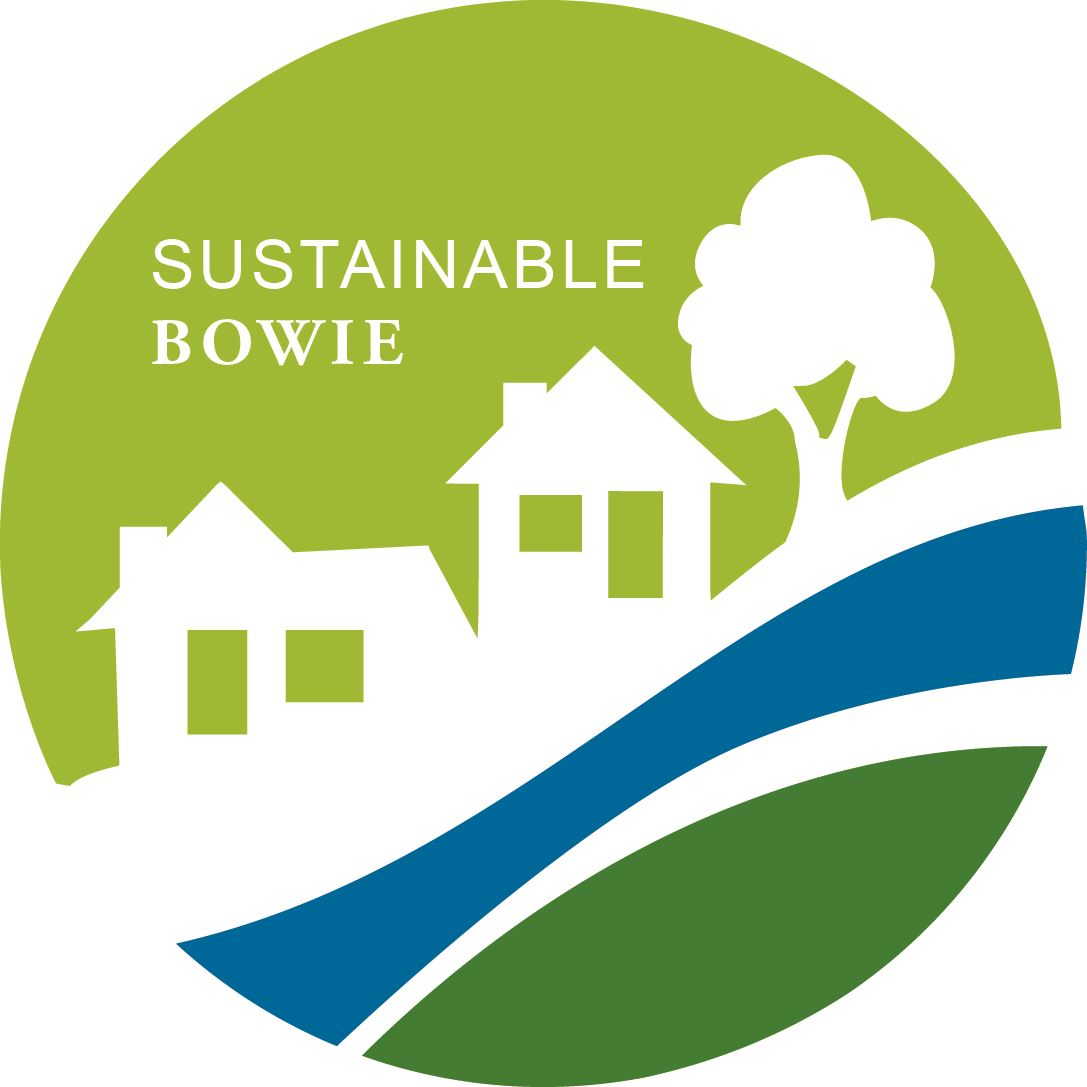 Sustainable Bowie Logo