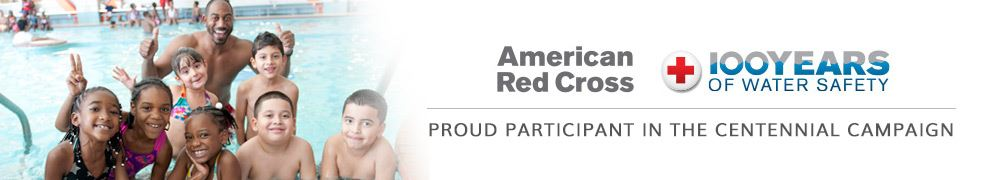 American Red Cross - Proud Participant in the Centennial Campaign